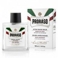 Proraso Liquid After Shave Balm Sensitive Green Tea (100 ml)