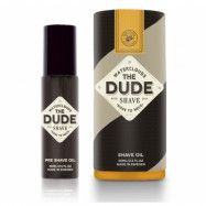 The Dude Shave Oil