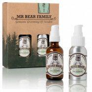 Mr Bear Family Kit Brew & Shaper