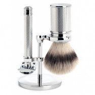 R89 Shaving Kit Silvertip Fibre