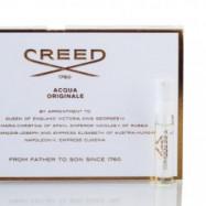 Creed Acqua Originale Asian Green Tea Sample 2 ml