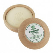 Creed Original Vetiver Shaving Soap in Wooden Bowl