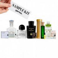 Kit för e-parfymprovning