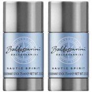 Baldessarini Nautic Spirit Deodorant Stick 2-Pack, Baldessarini