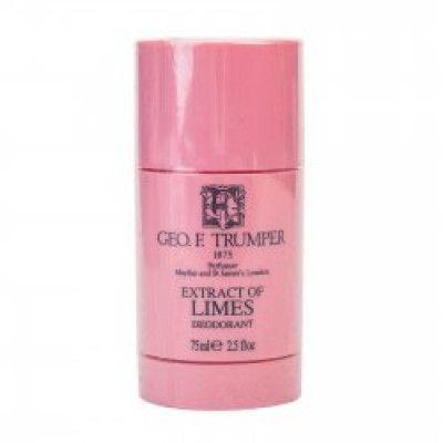 Geo F Trumper Extract of Limes Deodorant Stick