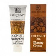 Geo F Trumper Coconut Oil Shaving Cream Tube