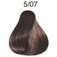 Wella Color Fresh pH 6.5 5/07  Light Natural Brunette Brown