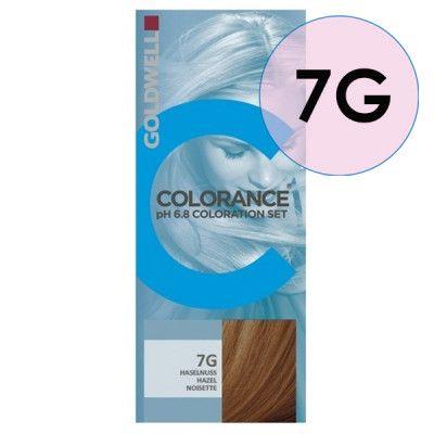 Goldwell pH 6,8 Intensivtoning - 7G Hazel