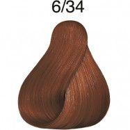 Wella Color Fresh pH 6.5 6/34 Dark Blonde Gold Red