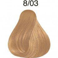 Wella Color Fresh pH 6.5 8/03 Light Natural Gold Blonde