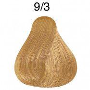 Wella Color Fresh pH 6.5 9/3 Very Light Gold Blonde