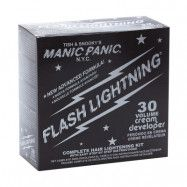 Manic Panic Flash Lighting 30 Volume Complete Bleach Kit