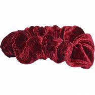 Pieces by bonbon Märta Scrunchie Red