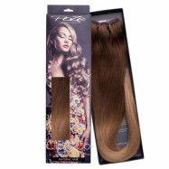 Poze Hairextensions Poze Clip & Go Löshår Miss Volume 55cm 7st 7BN/10B