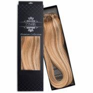 Poze Hairextensions Poze Hårträns Premium 8A/10NV Ash Mix 50cm