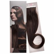 Poze Hairextensions Poze Tape On Extensions 2B Dark Espresso Brown 4 c