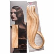 Poze Hairextensions Poze Tape On Extensions P12NA/10B Sunkissed Beige