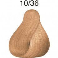 Wella Color Fresh pH 6.5 10/36 Lightest Blonde Gold Violet