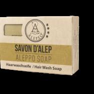 Aleppo hair wash soap