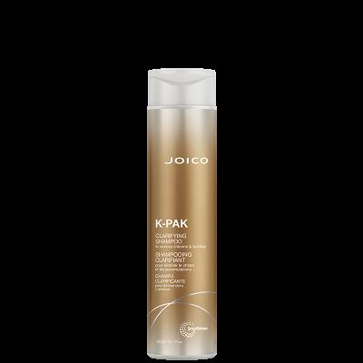 Joico K-PAK Clarifying Shampoo, Detox 300ml