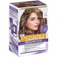 Loreal Paris Excellence Ultra Ash Blonde 7.11
