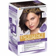 Loreal Paris Excellence Ultra Ash Light Brown 5.11