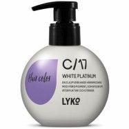 Lyko Haircolor C/17 White Platinum 200ml Färgbomb