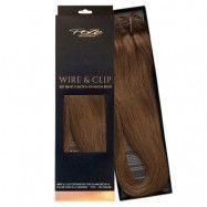 Poze Hairextensions Poze Standard Äkta Löshår Flip & Go 50cm Lovely Br