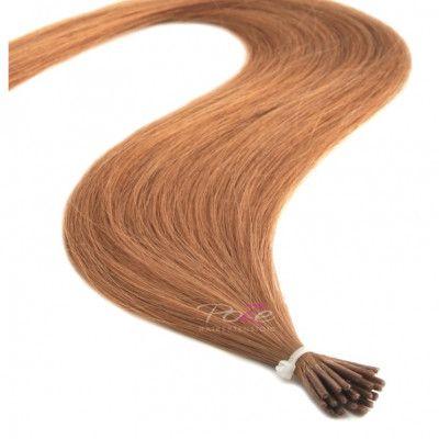 Poze Hairextensions Poze Standard Magic Tip Extensions - 50cm Light Br