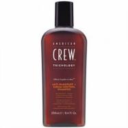 American Crew Anti-Dandruff+Sebum Control shampoo 250ml