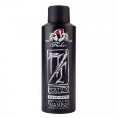 Pusher Retox Dry Volume Shampoo - Brun