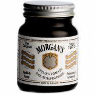 Morgan's Pomade Styling Pomade Vanilla Honey - Slick Extra Firm Hold