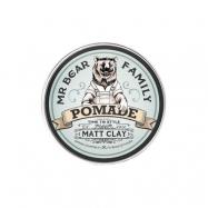 Mr. Bear Family Pomade Matt Clay (100 ml)