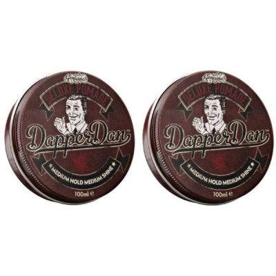 Dapper Dan Deluxe Pomade 2-pack, Dapper Dan