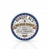Mr Bear Family Pomade Matt Clay Collaboration Honest Al