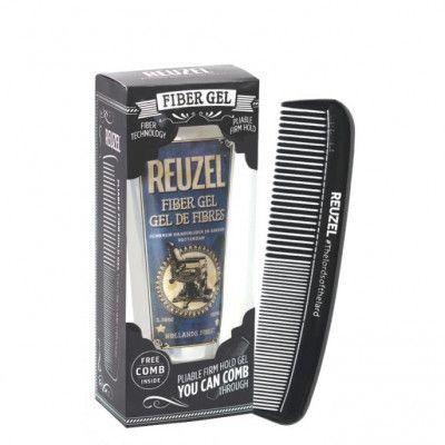 Reuzel Fiber Gel + Unbreakable Comb 100 ml