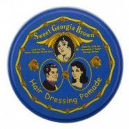 Sweet Georgia Brown Hair Dressing Pomade Blue