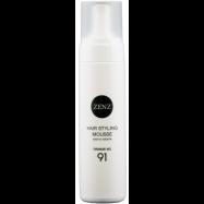 Zenz Organic No. 91. Hair Styling Mousse Extra Volume Orange 200 ml