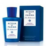 Acqua di Parma Blu Mediterraneo Ginepro di Sardegna Energizing Body Lotion