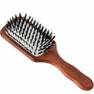 Acca Kappa Mini Paddle Brush Kotibe´ Wood 100% Boar Bristles & Nylon M