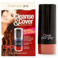 Irene Gari Cosmetics Cover Your Gray Cleanse & Cover Hair Freshener  A