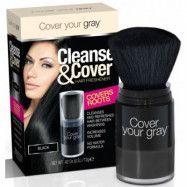 Irene Gari Cosmetics Cover Your Gray Cleanse & Cover Hair Freshener Bl