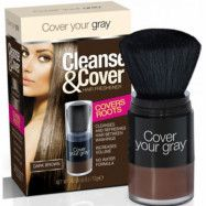 Irene Gari Cosmetics Cover Your Gray Cleanse & Cover Hair Freshener  D