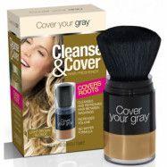 Irene Gari Cosmetics Cover Your Gray Cleanse & Cover Hair Freshener Li