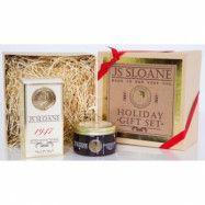 JS Sloane Superior Hold/After Shave Splash Gift Set 236 ml