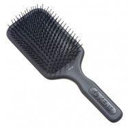 Kent Brushes AirHedz Pro XL Phine Pin Paddle Brush Black