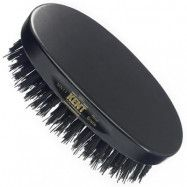 Kent Brushes Ebony Wood Military Hair Brush, Kent Brushes