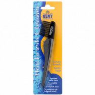Kent Brushes Hairbrush Cleaning Brush Black