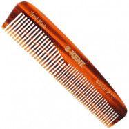 Kent Brushes Pocket Comb Thick/Fine Hair, Kent Brushes