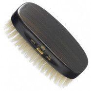 Kent Brushes Rectangular Ebony Wood Hair Brush, Kent Brushes